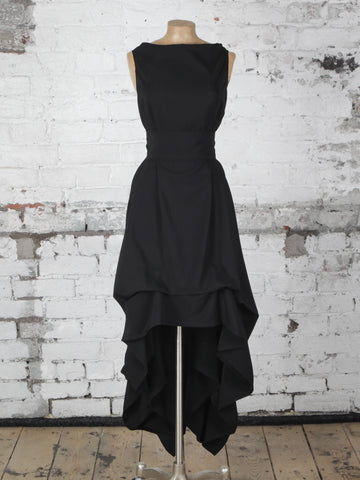 Black Wendy Dress