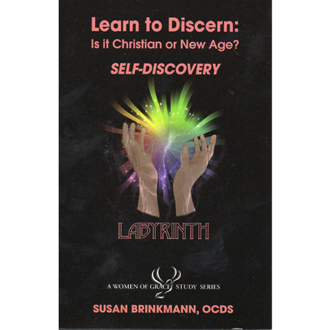 Learn to Discern: Is it Christian or new age? - Self-Discovery / Labyrinth by Susan Brinkmann