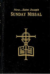 New.. Saint Joseph Sunday Missal - complete edition