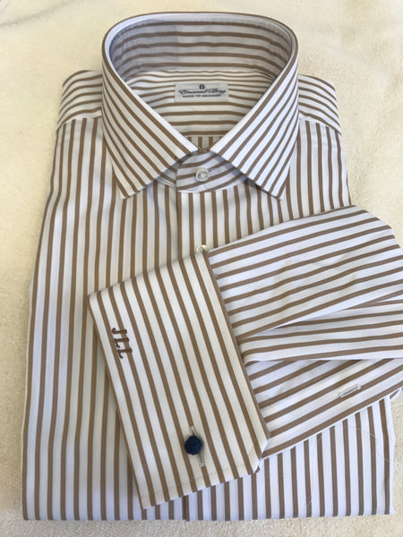 Customize dress shirts