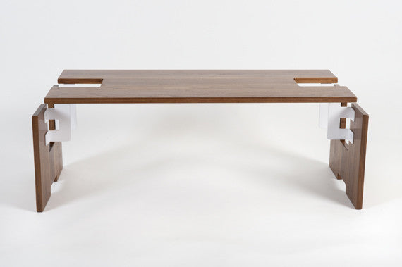 Exploded Coffee Table - Slice Furniture