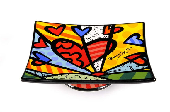 *New* Romero Britto Ceramic