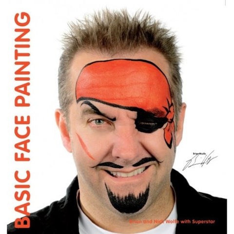 """Basic Face Painting"" by Nick and Brian Wolfe"