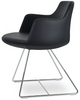 Buy Dervish Sled Base Modern Armchair | 212Concept