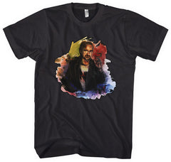 Edward Lee Color Portrait T-Shirt: Mens