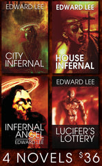 Edward Lee's Infernal 4-Novel Package