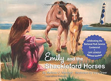 Load image into Gallery viewer, Emily and the Shackleford Horses