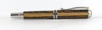 Gilbert Fountain pen in Bocote and Sycamore