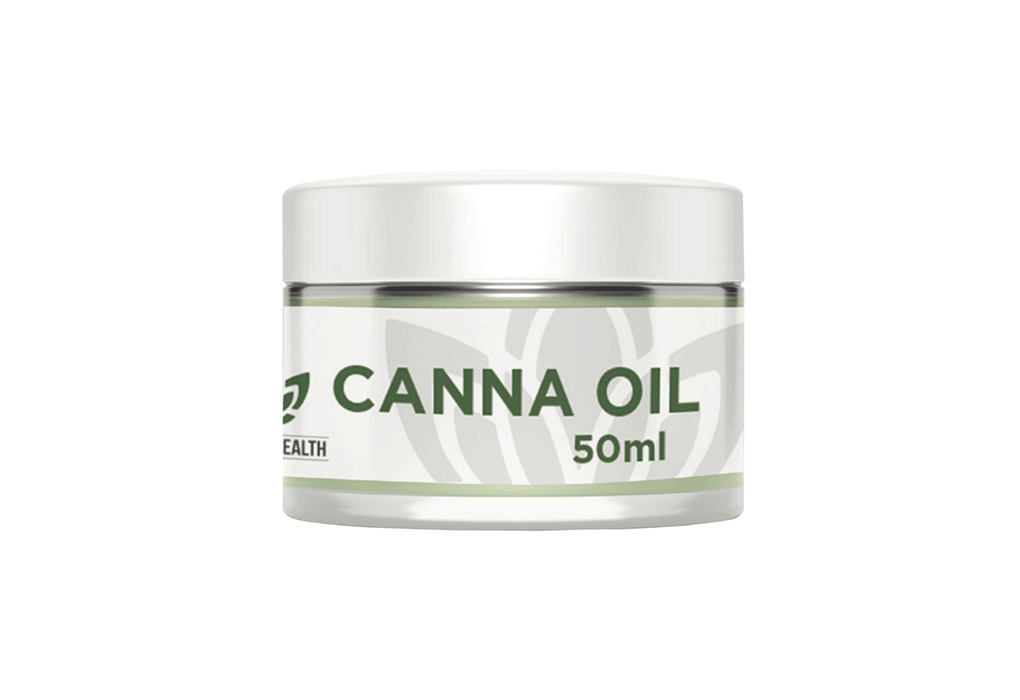 Emerald Canna Oil - Cannabis Oil