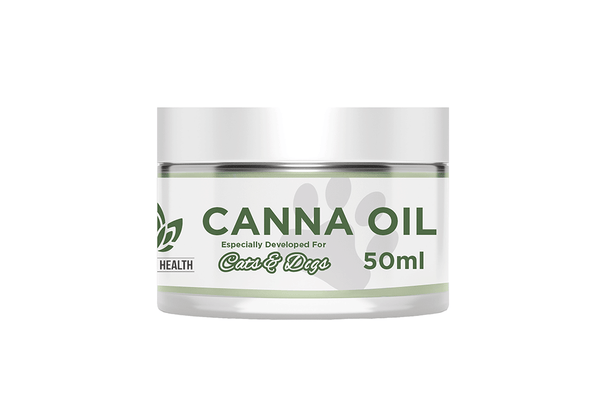 Emerald Canna Oil for Cats and Dogs - Cannabis Oil for Cats and Dogs