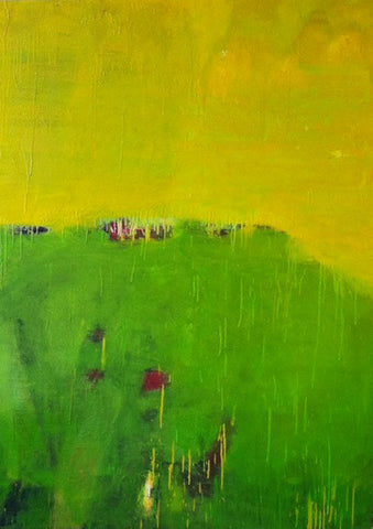 Yellow on Green with Red, Danish Royal Commission, 2012