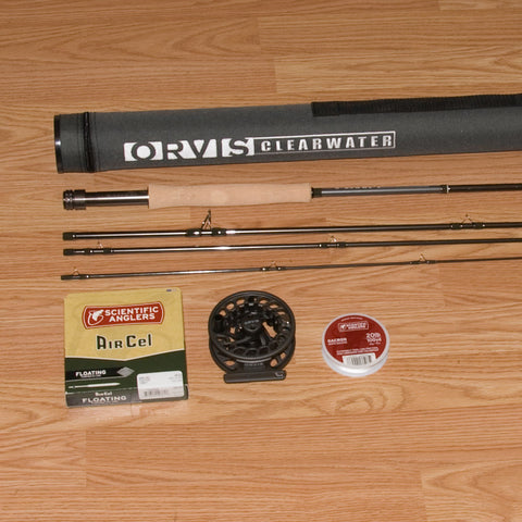 Orvis Clearwater 905 Fly Fishing Outfit