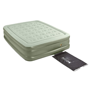 Soft Plush Double High Airbed