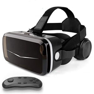 Light Weight VR Headset with Remote Controller