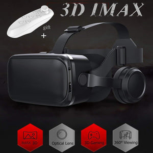 Perfect Vr Headset/Glasses With Remote Controller