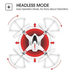 One Key Return Function Headless Mode Drone