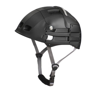 Matte Foldable Bicycle Helmet