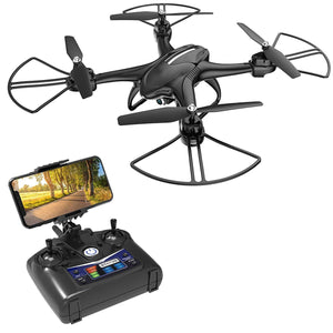 Wifi Quadcopter For Beginners And Kids,Black