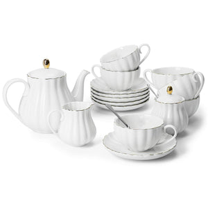 Tea Cup & Saucer Set - As A Gift for Christmas