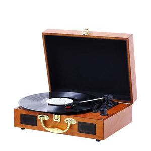 Turntable Portable Suitcase Record Player