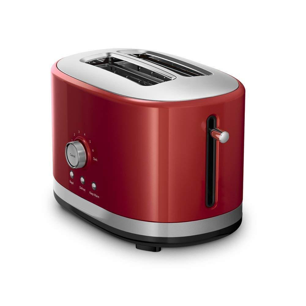 2 Slice Slot Toaster,Empire Red