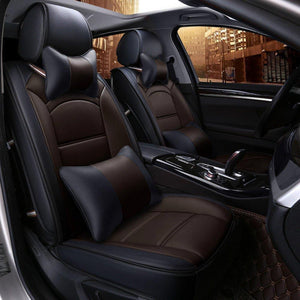 Waterproof PU Leather Car Seat Covers