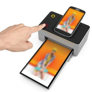 Wi-Fi Portable Instant Photo Printer