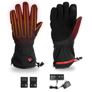 The ALT Insulated Rechargeable Heated Gloves