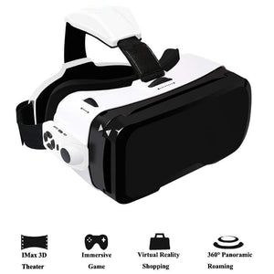 Virtual Reality Glasses For 4.0 - 6.0 Inches Smartphone