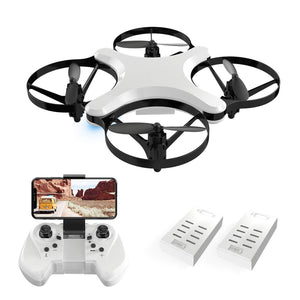 Quadcopter With Folding Flight Modes