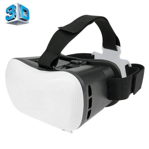 High Quality Virtual Reality Headset,White
