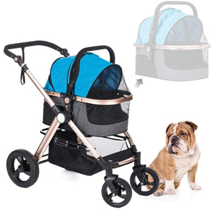 Versatile And Luxury Dog/Cat/Pet Stroller