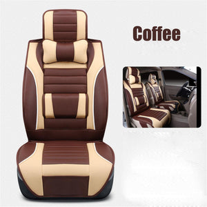 PU Leather Support Pad Car Seat Cover