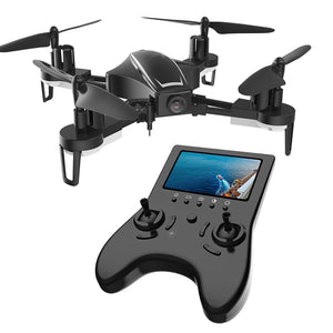 High Speed Wind Resistance Quadcopter With 5.8G LCD Screen
