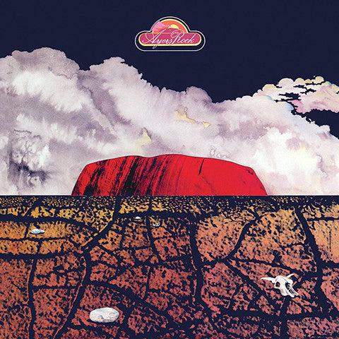 Ayers Rock - Big Red Rock -  AVSCD075
