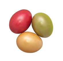 Load image into Gallery viewer, Pearlescent glory, Easter Egg Dye Kit (Red, Green, Gold)
