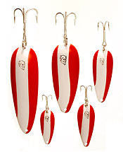 Five Eppinger Lures Combo Fishing Spinning & Casting Kit 16, 116, 216, 816, 916