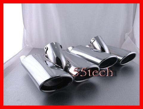 Mercedes Benz W221 2007~2012 S-Class Exhaust Tips - 55tech Motors