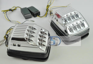 Mercedes G Class W463 G500 G55 Front Turning Signal lights LED - 55tech Motors