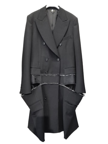 raw cuts coat