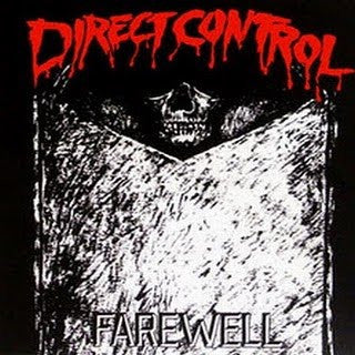 Direct Control-Farewell - Skateboards Amsterdam