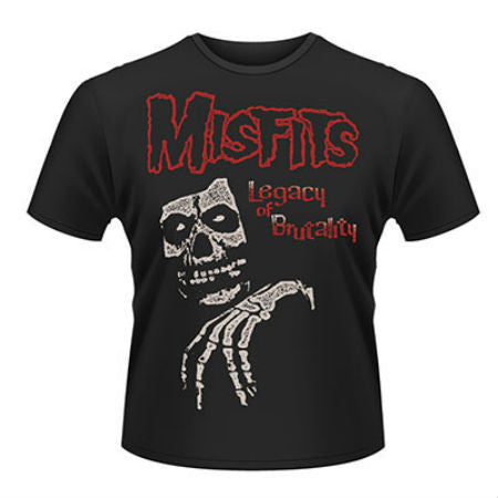 MISFITS LEGACY OF BRUTALITY T-SHIRT - Skateboards Amsterdam