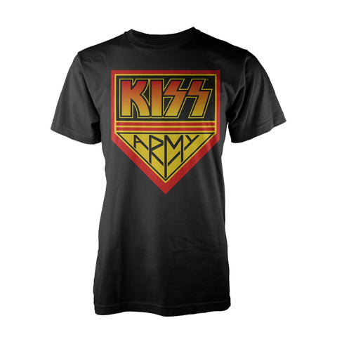 KISS T-SHIRT ARMY