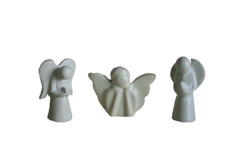Assorted Mini Natural Angels (24 per display box - min 24)