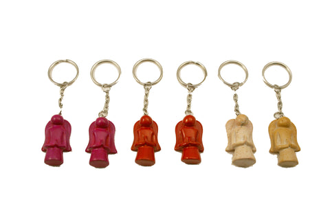 Praying Angel Keyrings (24 per display box - min 24)