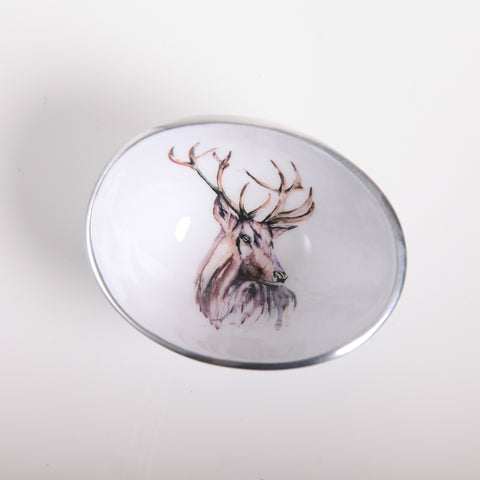 Stag Oval Bowl Petite (min 4)