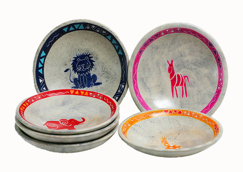 Meru Animal Bowls - Large (min set of 6)