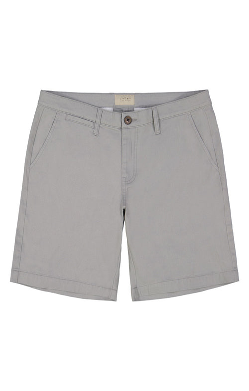 Cotton Seersucker Stretch Short