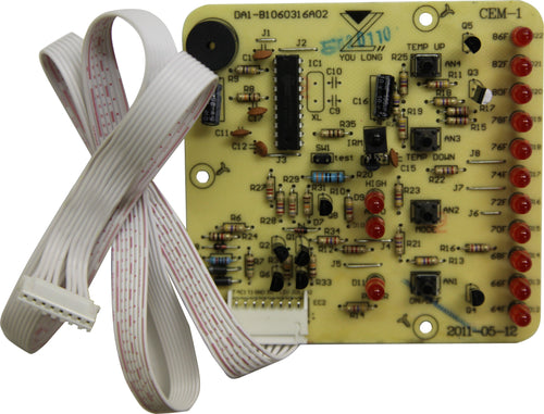 PC Control Board - Front (A5004/RP)