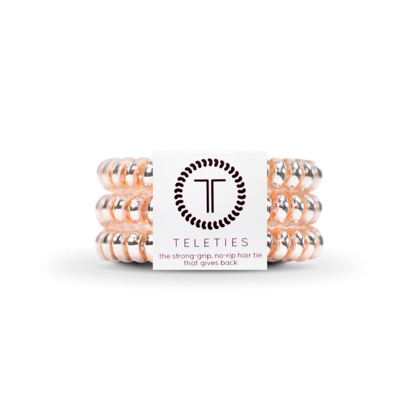 Small Teleties Hairbands Millennial Pink